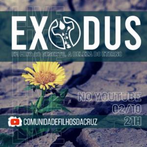 live do exodus no youtube