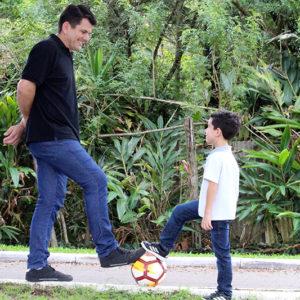 Qual a importância da presença do pai na vida dos filhos?